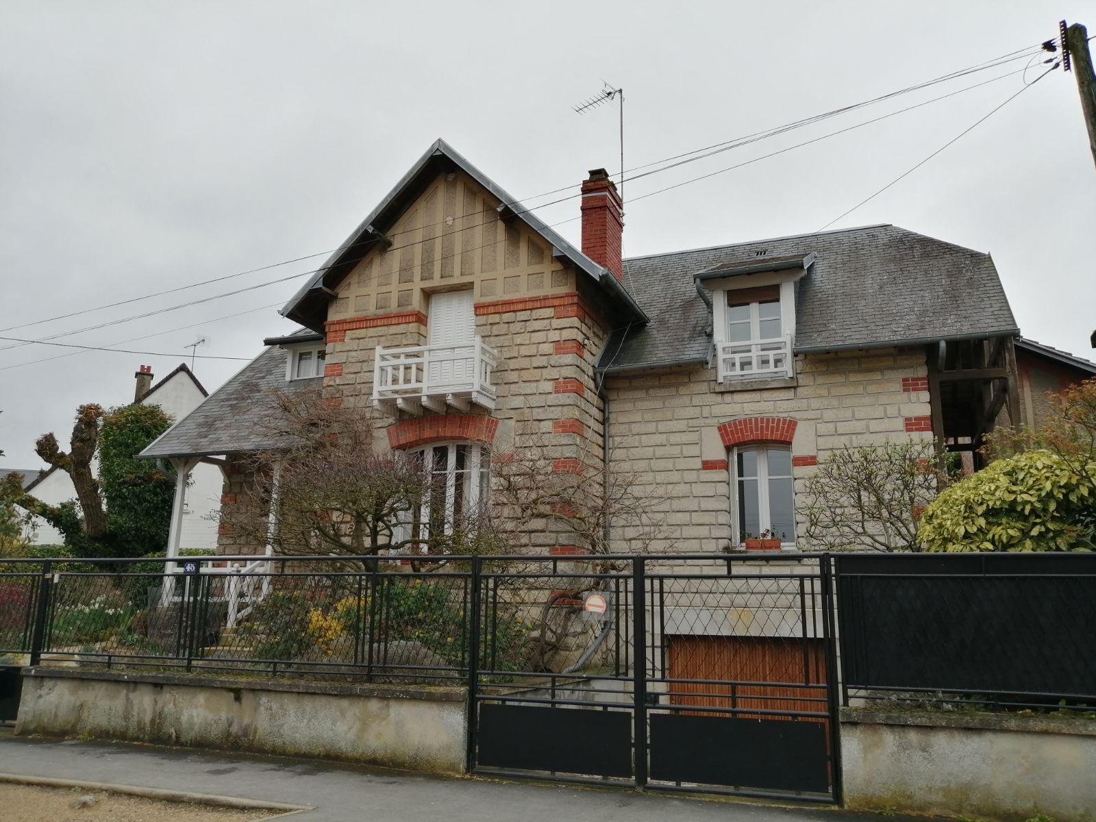 A VENDRE MAISON SOISSONS 02200<br />Une maison …